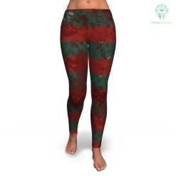 Freddy Inspired all-over print leggings %tag familyloves.com