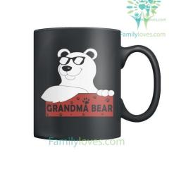 GRANDMA BEAR- MUGS %tag familyloves.com