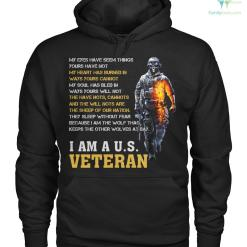 familyloves.com I Am a U.S. Veteran Men, Women T-Shirt, Hoodie %tag