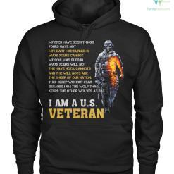 I Am a U.S. Veteran Men, Women T-Shirt, Hoodie %tag familyloves.com