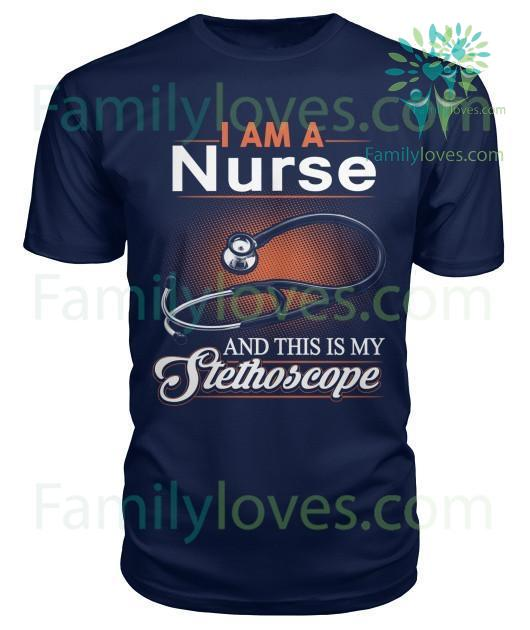 I Am A Nurse And This Is My Stethoscope? %tag familyloves.com