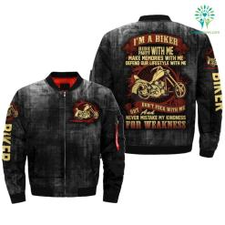 I'M A BIKER-RIDE WITH ME-PARTY WITH ME-MAKE MEMORIES WITH ME-DEFEND OUR LIFESTYLE WITH ME OVER PRINT JACKET payment shipping %tag familyloves.com