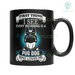 I see every moning .. boxer dog MUGS %tag familyloves.com