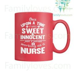 familyloves.com I Started Working As A Nurse Mugs %tag