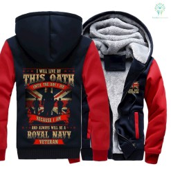familyloves.com I will live by this oath until the day I die because I am and always will be a Royal Navy veteran hoodie %tag