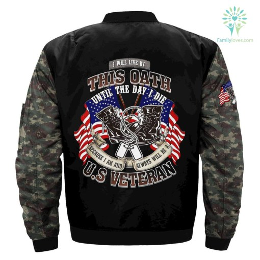 I will live by this oath until the day i die because i am and always be a U.S veteran %tag familyloves.com