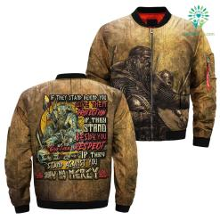 If they stand behind you give them protection... over print Bomber jacket give payment shipping stand %tag familyloves.com