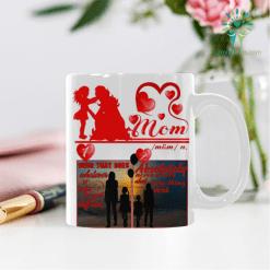 I LOVE MOM - MUGS %tag familyloves.com