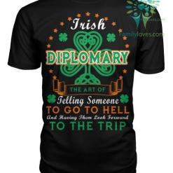 familyloves.com IRISH DIPLOMARY THE ART OF JELLING St. Patricks shirt, St. Patrick's Day shirt, St. Patricks day, St Pattys day %tag