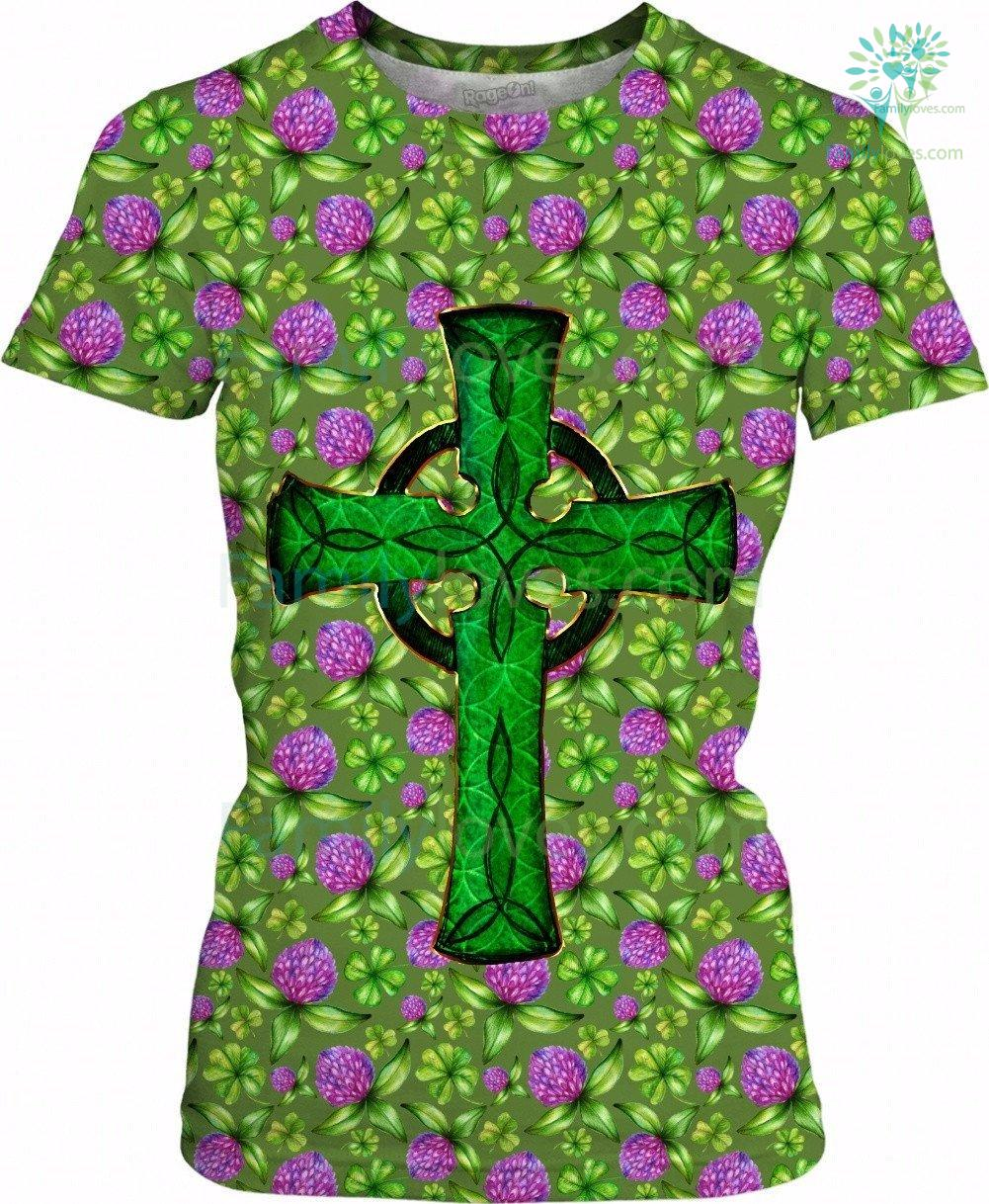 irish girl St. Patricks shirt, St. Patrick's Day shirt, St. Patricks day, St Pattys day shirt, Sizes S-5XL %tag familyloves.com