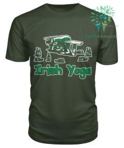 IRISH YOGA St. Patricks shirt, St. Patrick's Day shirt, St. Patricks day, St Pattys day shirt, Sizes S-5XL %tag familyloves.com
