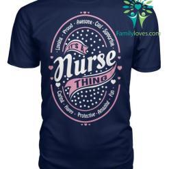 It's A Nurse Thing Tshirt %tag familyloves.com