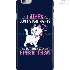 Ladies Cat Phone Case For iphone %tag familyloves.com