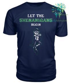 Let the shenianigans SHENIANIGANS begin St. Patricks shirt, St. Patrick's Day shirt, St. Patricks day, St Pattys day shirt, Sizes S-5XL %tag familyloves.com