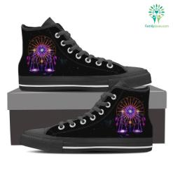 Libra High Shoes Black %tag familyloves.com