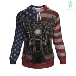 familyloves.com 'Merica ugly christmas hoodie %tag