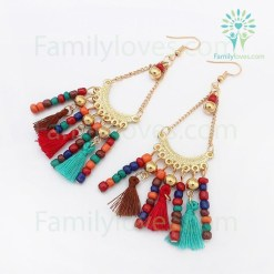 Native American Jewelry exaggerated Gift Women %tag familyloves.com