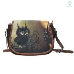 NATIVE AMERICAN OWL SADDLE BAGS %tag familyloves.com