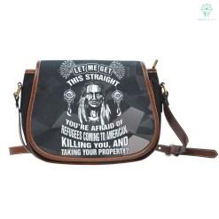familyloves.com NATIVE AMERICAN SADDLE BAGS %tag