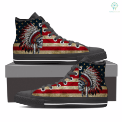 Native american skull shoes for men %tag familyloves.com