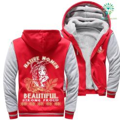 Native women beautiful strong proud woman hoodie %tag familyloves.com