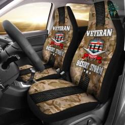 Operation Desert Storm Veteran car seat cover %tag familyloves.com