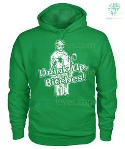 PATRIOTIC HOODIES, CREW NECK SWEATSHIRT,PREMIUM UNISEX TEE PATRICK IRISH? DRINK UP B %tag familyloves.com