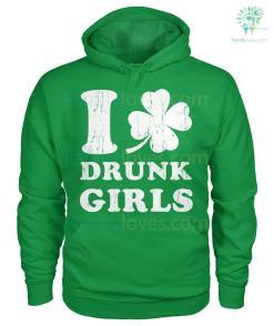 PATRIOTIC HOODIES, CREW NECK SWEATSHIRT,PREMIUM UNISEX TEE i love drunk girls? %tag familyloves.com