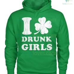 PATRIOTIC HOODIES, CREW NECK SWEATSHIRT,PREMIUM UNISEX TEE i love drunk girls? %tag familyloves.com
