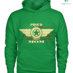 Proud of my airman mom women t-shirt, hoodie %tag familyloves.com