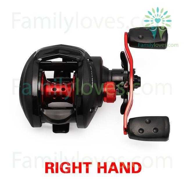 Right Left Hand Bait Casting Fishing Reel %tag familyloves.com