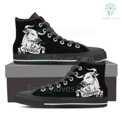 Taurus High Shoes White Buffalo %tag familyloves.com