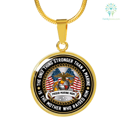 the only thing stronger than a marine is the mother who raised him gold necklace and bangle Luxury Bangle (Gold) Luxury Bangle (Silver) Luxury Necklace (Gold) Luxury Necklace (Silver) %tag familyloves.com