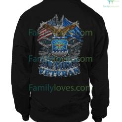 U.S AIR FORCE VETERANS JACKET HOODIES %tag familyloves.com
