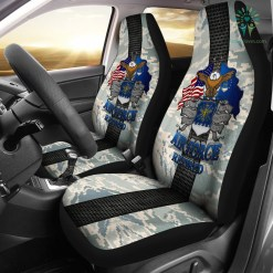 familyloves.com U.S Air Force Retired Car Seat Covers %tag