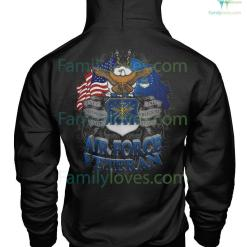 familyloves.com U.S AIRFORCE VETERAN HOODIE V2.0 %tag