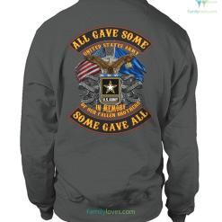 U.S ARMY ALL GAVE SOME, SOME GAVE ALL JACKET V3.0 HOODIES ? %tag familyloves.com