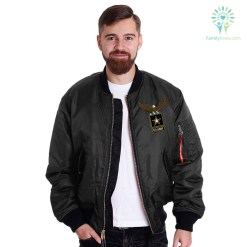 familyloves.com U.S.ARMY RETIRED EMBROIDERED JACKET %tag