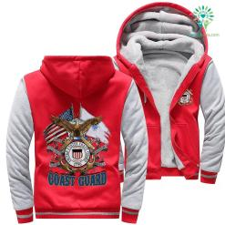 U.S Coast Guard 1790 woman hoodie %tag familyloves.com