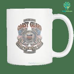 familyloves.com U.S COAST GUARD, PROUD TO HAVE SERVED, SINCE 1790 MUG %tag