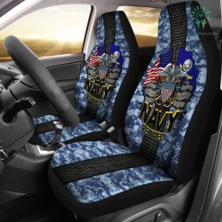 U.S Navy Retired Car Seat Covers bucket bucket style bucket style seats car car and suv fit seats style style seats suv %tag familyloves.com