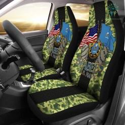 familyloves.com U.S Navy Seabees Car Seat Covers %tag
