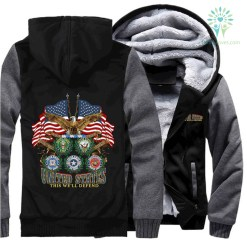UNITED STATES THIS WE'LL DEFEND HOODIE %tag familyloves.com