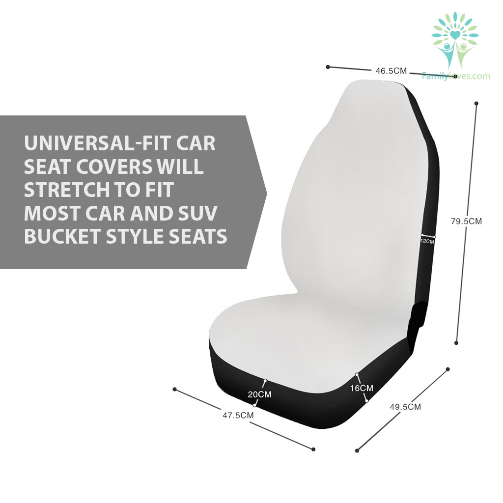 US COAST GUARD PROUD TO HAVE SERVED VETERAN CAR SEAT COVER %tag familyloves.com