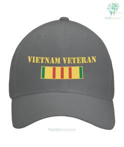 familyloves.com Vietnam Veterans of America Hat %tag