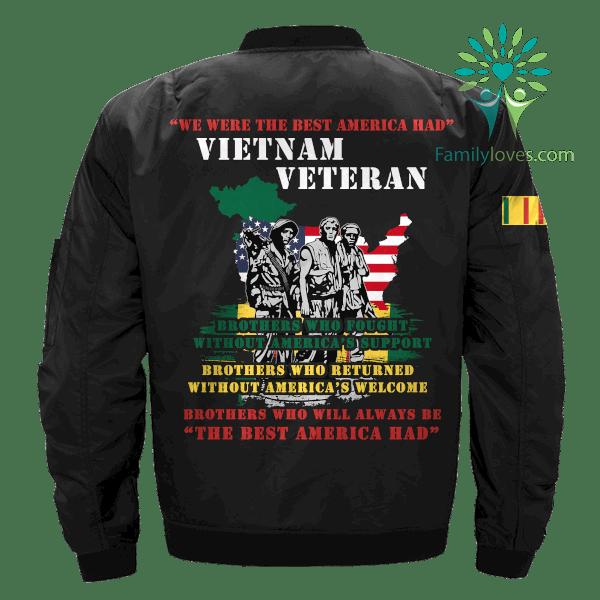 familyloves.com WE WERE THE BEST AMERICA HAD- Vietnam Veterans of America - OVER PRINT JACKET VERSION 3.0 %tag