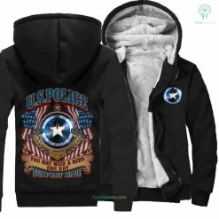 YOU MAY NEED A HERO ONE DAY US POLICE HOODIE %tag familyloves.com