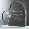 familyloves.com Mom i know how it can feel like time is Heart Keepsake %tag