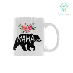Mama Bear 1 Classical White Mug (11 OZ) (Made In USA) %tag familyloves.com