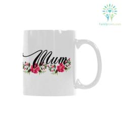 Mum Classical White Mug (11 OZ) (Made In USA) %tag familyloves.com